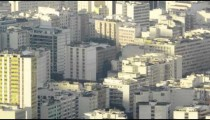 Afternoon pan of urban Rio