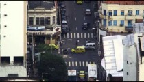 Daytime footage of Rio intersection