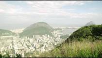 Day pan of Christ statue and Rio de Janeiro