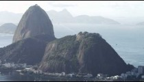Day footage of Sugarloaf Mountain